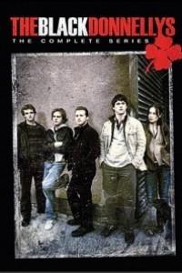 Caratula, cartel, poster o portada de Los hermanos Donnelly