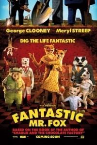 Caratula, cartel, poster o portada de Fantástico Sr. Fox