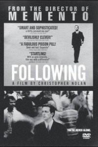 Caratula, cartel, poster o portada de Following