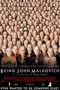 Caratula, cartel, poster o portada de Cómo ser John Malkovich