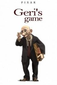 Caratula, cartel, poster o portada de El juego de Geri