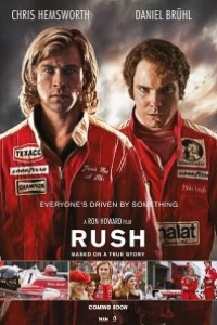 Caratula, cartel, poster o portada de Rush