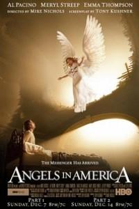 Caratula, cartel, poster o portada de Ángeles en América