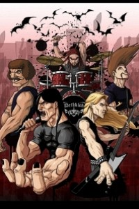 Caratula, cartel, poster o portada de Metalocalypse
