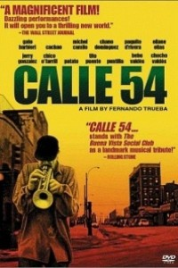Caratula, cartel, poster o portada de Calle 54