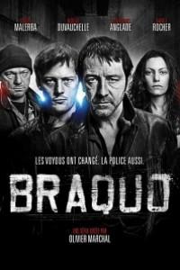 Caratula, cartel, poster o portada de Braquo