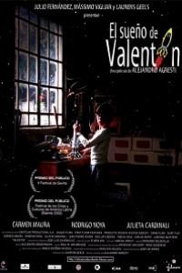 Caratula, cartel, poster o portada de El sueño de Valentín