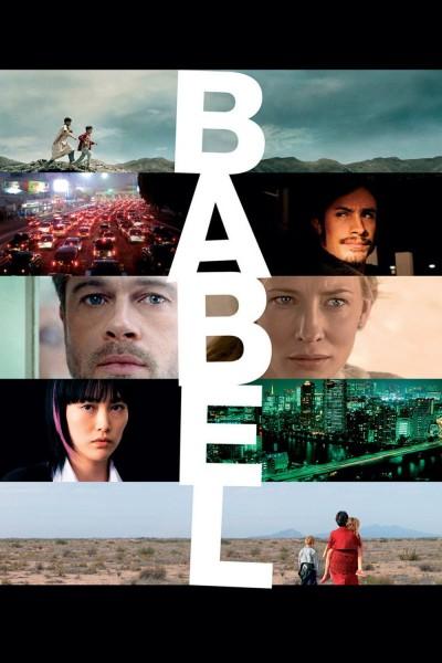 Caratula, cartel, poster o portada de Babel