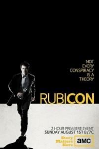 Caratula, cartel, poster o portada de Rubicon