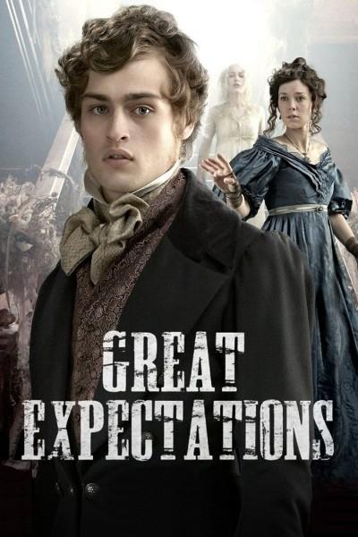 Caratula, cartel, poster o portada de Grandes esperanzas de Charles Dickens