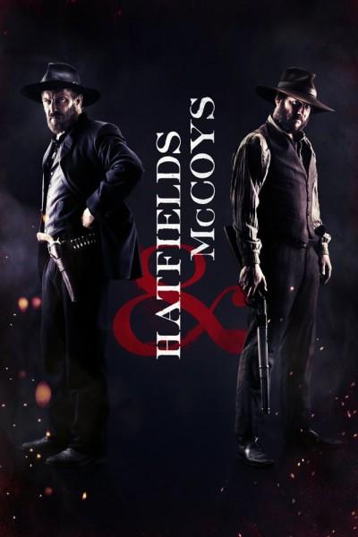 Caratula, cartel, poster o portada de Hatfields & McCoys