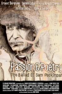 Caratula, cartel, poster o portada de Pasión & Poesía: La balada de Sam Peckinpah