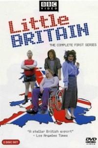 Caratula, cartel, poster o portada de Little Britain