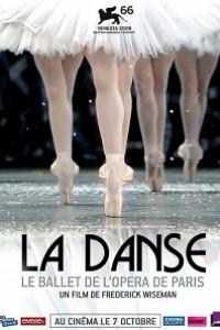 Caratula, cartel, poster o portada de La danza