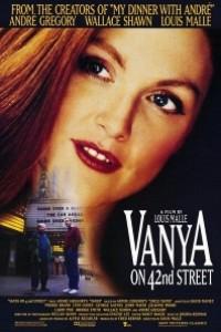 Caratula, cartel, poster o portada de Vania en la calle 42