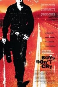 Caratula, cartel, poster o portada de Boys Don\'t Cry