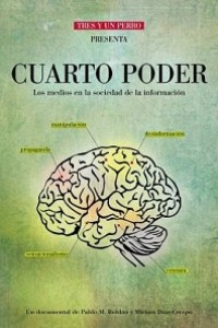 Caratula, cartel, poster o portada de El cuarto poder