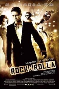 Caratula, cartel, poster o portada de RocknRolla
