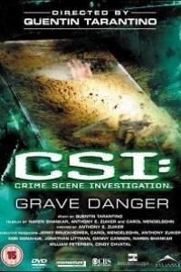 Caratula, cartel, poster o portada de CSI Las Vegas: Peligro sepulcral
