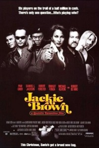 Caratula, cartel, poster o portada de Jackie Brown