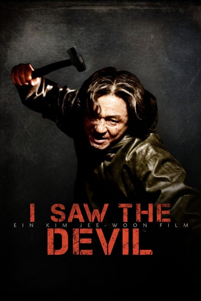 Caratula, cartel, poster o portada de Encontré al diablo