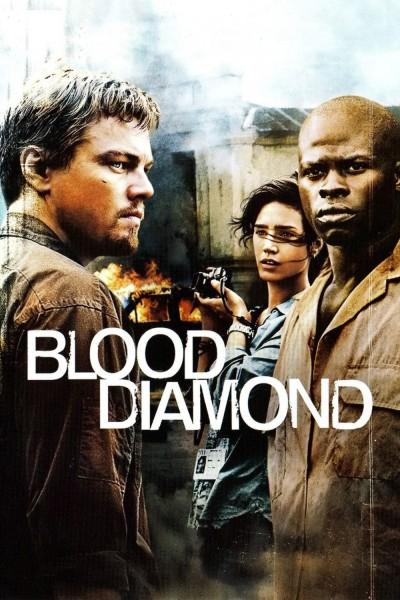 Caratula, cartel, poster o portada de Diamante de sangre
