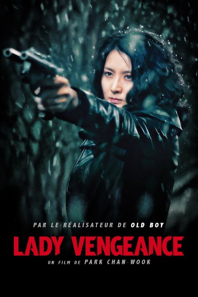 Caratula, cartel, poster o portada de Sympathy for Lady Vengeance