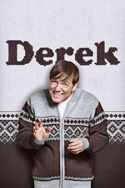Caratula, cartel, poster o portada de Derek