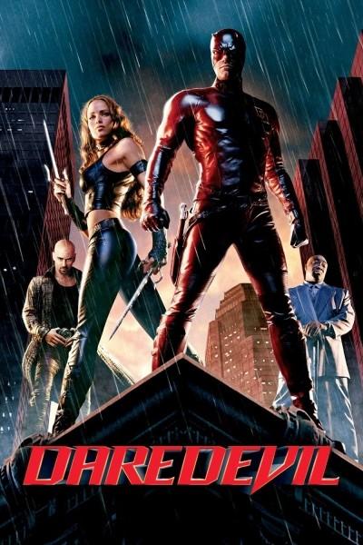 Caratula, cartel, poster o portada de Daredevil