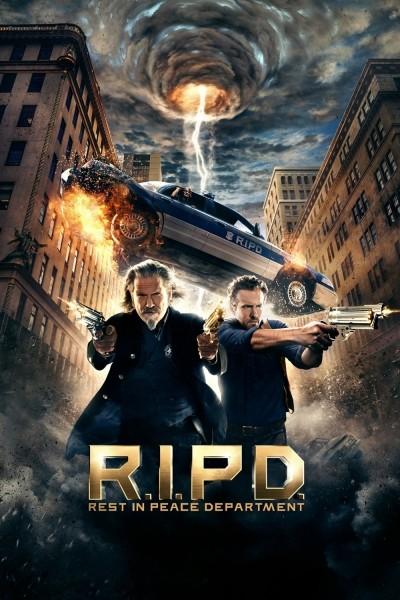 Caratula, cartel, poster o portada de R.I.P.D. Departamento de Policía Mortal