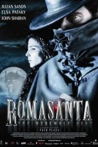 Caratula, cartel, poster o portada de Romasanta, la caza de la bestia
