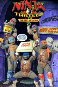 Caratula, cartel, poster o portada de Las Tortugas Ninja: The Next Mutation