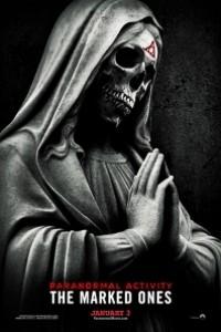 Caratula, cartel, poster o portada de Paranormal Activity: Los señalados