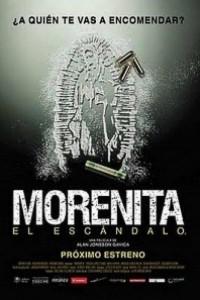 Caratula, cartel, poster o portada de Morenita el escándalo