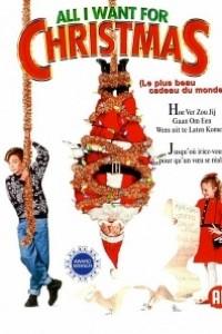 Caratula, cartel, poster o portada de Todo lo que quiero para Navidad