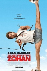 Caratula, cartel, poster o portada de Zohan: Licencia para peinar