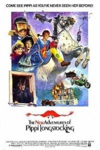 Caratula, cartel, poster o portada de Las nuevas aventuras de Pippi Calzaslargas