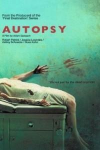 Caratula, cartel, poster o portada de Autopsy