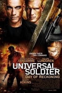 Caratula, cartel, poster o portada de Soldado Universal 4: El juicio final