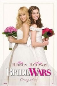 Caratula, cartel, poster o portada de Guerra de novias