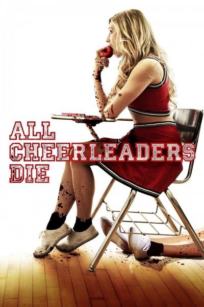 Caratula, cartel, poster o portada de All Cheerleaders Die