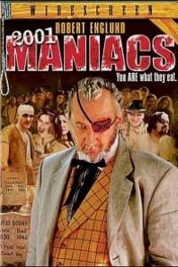 Caratula, cartel, poster o portada de 2001 Maniacos