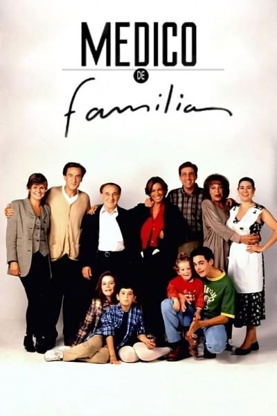 Caratula, cartel, poster o portada de Médico de familia