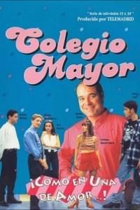 Caratula, cartel, poster o portada de Colegio Mayor