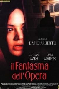 Caratula, cartel, poster o portada de El fantasma de la ópera