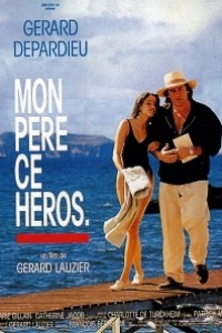 Caratula, cartel, poster o portada de Mi padre, mi héroe
