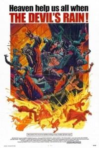 Caratula, cartel, poster o portada de La lluvia del Diablo