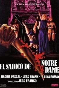 Caratula, cartel, poster o portada de El sádico de Notre-Dame