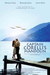 Caratula, cartel, poster o portada de La mandolina del capitán Corelli