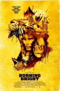 Caratula, cartel, poster o portada de Atrapada (Burning Bright)